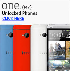 HTC One M7 Unlocked Phones