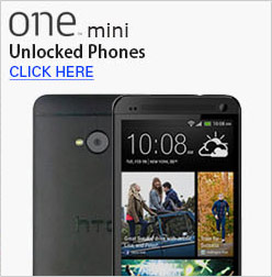 HTC One Mini Unlocked Phones
