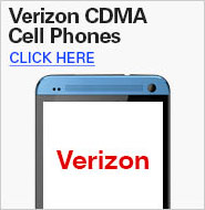 Verizon CDMA Cell Phones