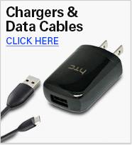 Chargers & Data Cables