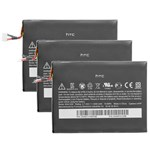 HTC Battery for HTC BG41200 (3-Pack) Replacement Battery