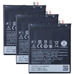 HTC Battery for HTC B0PKX100 (3-Pack) Replacement Battery