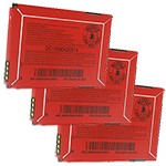 HTC Battery for HTC BTR6300B (3-Pack) Replacement Battery