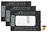 HTC Battery for HTC BN07100 (3-Pack) Replacement Battery