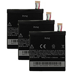 Take Offer HTC Battery for HTC BJ75100 (3-Pack) Replacement Battery Before Too Late