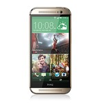 HTC ONE-M8-GOLD (M8X) Unlocked GSM Mobile Phone