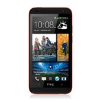 HTC DESIRE601-RED (6160) Unlocked GSM Mobile Phone