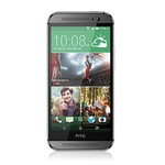 HTC ONE-M8-GRAY (M8X) Unlocked GSM Mobile Phone